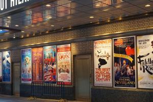 Театры Бродвея откроются в сентябре