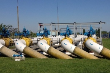Russian gas transit through Ukraine decreases by 46% this year