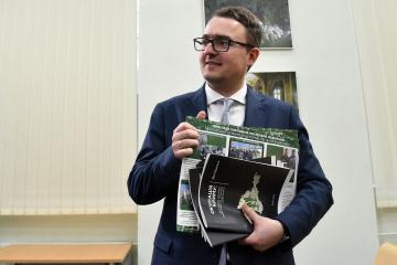 クリミア問題大統領代表、露占領政権による「ドニプロ川遮断」の批判に反論