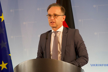 Niemcy będą wspierać Ukrainę w Radzie UE - Maas
