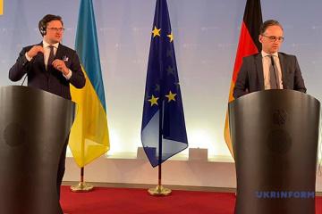 Ukraine will internationale Plattform zu Krim-Verhandlungen schaffen - Außenminister Kuleba