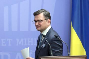 """Ukraine lehnt Sonderstatus für besetze Gebiete nach """"russischem Szenario"""" ab - Außenminister Dmytro Kuleba"""
