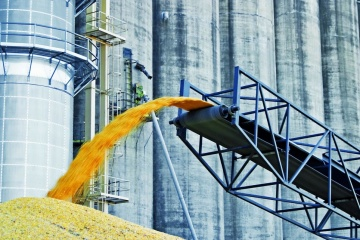 Ukrainian farmers already gathered 47.4M tonnes of grain - Economy Ministry