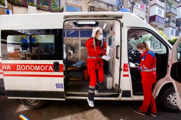 12月29日時点 ウクライナ国内新型コロナ新規確認数6988件
