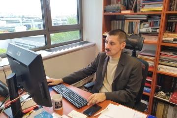 Mirosław Szumiło, historyk w polskim Instytucie Pamięci Narodowej