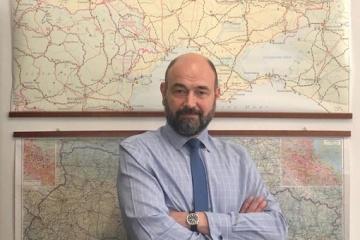 ドイツ外務省のウクライナ班の所属職員は11名