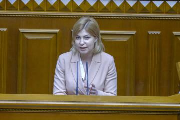 副首相、NATOがウクライナ議会に採択を期待する法案5本を説明