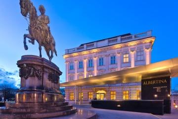 Ukrainian-language audio guide launched in Albertina Museum in Vienna