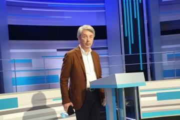 新文化・情報政策相「映画、ドラマ、舞台、書籍はウクライナ語であるべき」