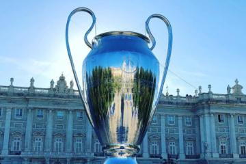 Мадрид готовий провести фінал Ліги чемпіонів