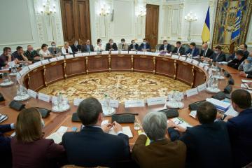 Le gouvernement est prêt à soumettre son programme d'action à la Rada