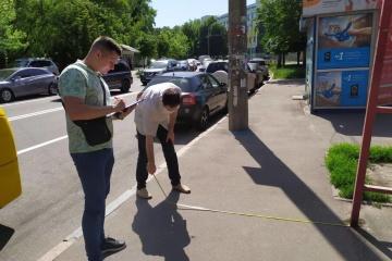 У Києві розпочали перевірку усіх зупинок громадського транспорту
