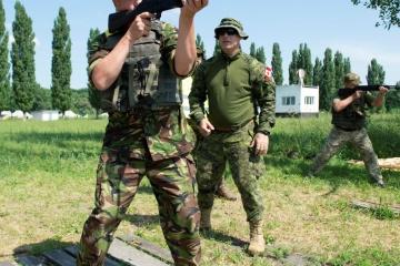 Канада із червня відновлює тренування бійців ЗСУ в рамках місії UNIFIER