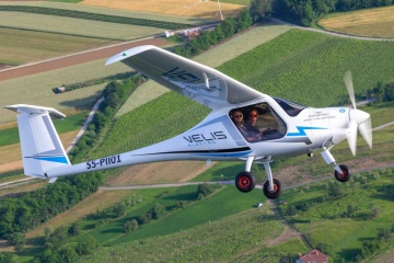 EASA вперше сертифікувало повністю електричний літак