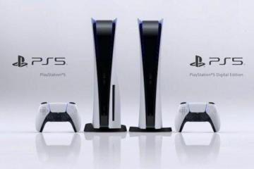 Sony презентувала офіційний дизайн нової Playstation 5