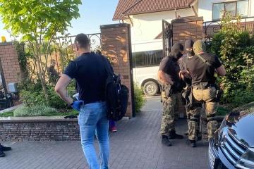 Hausdurchsuchung bei Ex-Minister Omeljan fand im Mordfall von Journalisten Serhijenko statt – DBR