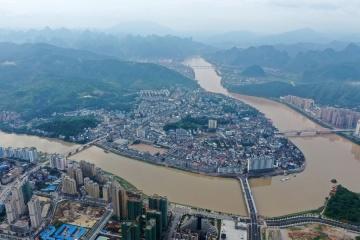 Від повені у Китаї постраждали майже 1,5 мільйона осіб