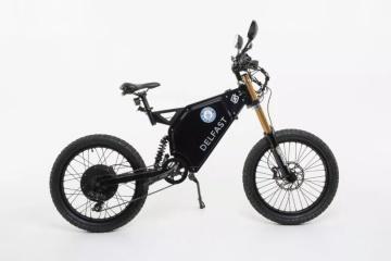La startup ucraniana Delfast presenta una nueva bicicleta eléctrica