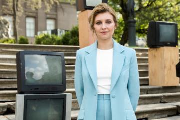 Oficina del Presidente: Olena Zelenska está recibiendo terapia antibacteriana