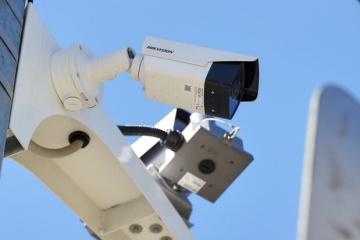 Камери автофіксації порушень ПДР запрацюють ще у двох областях