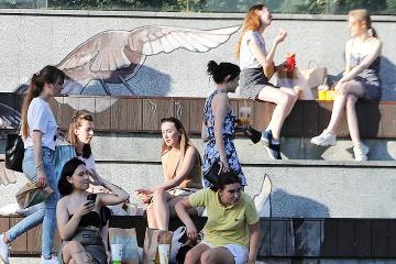 Kyiv refuerza las medidas de cuarentena