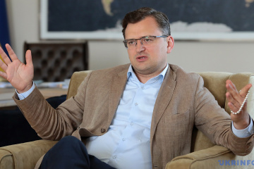 Kuleba: Ukraine makes no concessions in relations with Hungary