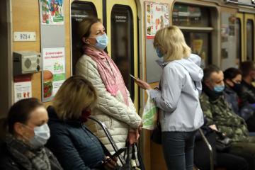 Salud: Once regiones y la ciudad de Kyiv no están listas para relajar la cuarentena