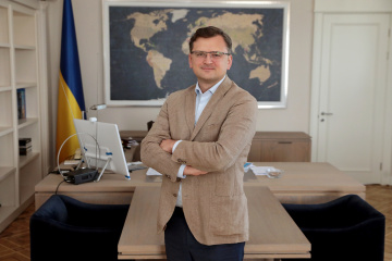 Kuleba: Foreign Ministry will not stand in way of Ukrainians willing to travel abroad