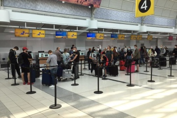 Some 263 Ukrainians return home from Canada – ambassador