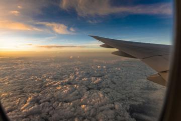 Ucrania reanuda el servicio aéreo internacional de pasajeros a partir de hoy