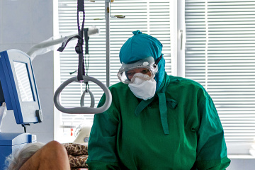 Coronavirus : En Ukraine, le nombre de cas a doublé en une semaine