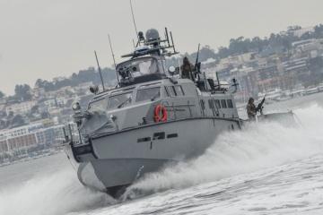 Stany Zjednoczone wyraziły zgodę na sprzedaż Ukrainie 16 łodzi Mark VI oraz uzbrojenia na 600 milionów dolarów
