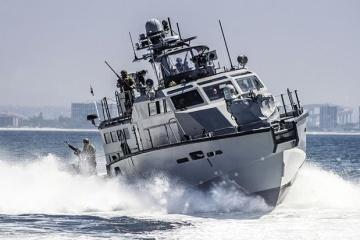 USA genehmigen Verkauf von 16 Patrouillenbooten Mark VI im Wert 600 Mio. Dollar