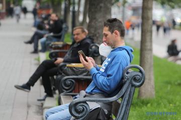 Salud: Nueve regiones de Ucrania no están listas para relajar la cuarentena