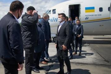 Präsident: Ich bin jedes Mal stolz auf unsere Luftfahrtindustrie, wenn ich an Bord von AN gehe