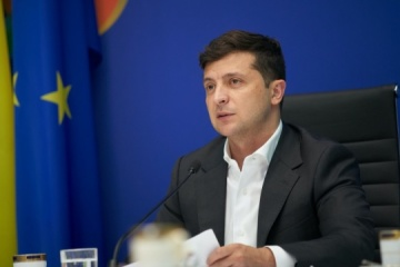 Intl community's decisive reaction is key to preventing escalation in eastern Ukraine – Zelensky