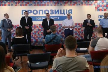 Sechs Bürgermeister präsentieren neue Partei