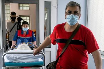 Covid-19: In Ukraine 1.658 neue Fälle binnen des Tages