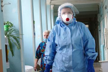 Ucrania notifica 5.082 nuevos casos de coronavirus