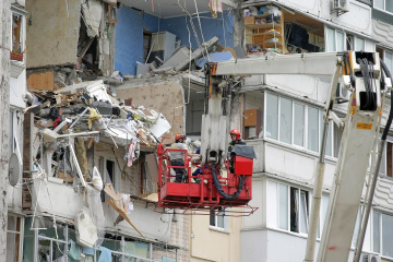 Explosion at apartment building: Kyiv ready to allocate UAH 30 mln for victims' housing
