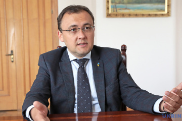 Ukraine's deputy foreign minister paying working visit to Turkey