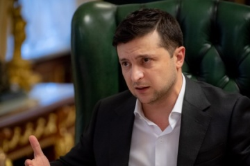 Global community should not allow Russia to return to G7 – Zelensky
