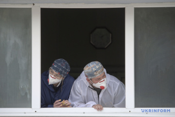 Na Ukrainie zarejestrowano 994 przypadki koronawirusa w przeciągu ostatniej doby