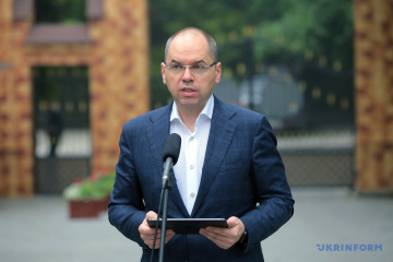 Health minister: Thirty thousand PCR tests should be performed in Ukraine a day