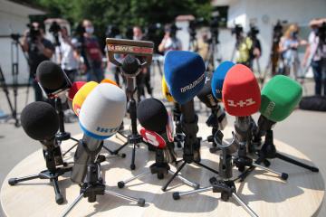 メディア調査機関、ウクライナ報道機関のスタンダード遵守調査の結果を発表