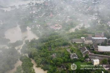 Bucovine : 11 communes inondées, des dizaines de personnes évacuées