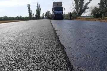 'Construcción a gran escala': Inauguran el tramo de 25 km de la autopista Kyiv-Odesa