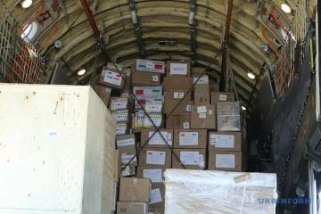 Humanitäre medizinische Hilfe aus China