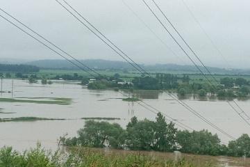 Hochwassergebiete: Regierungschef Schmygal nennt Lage kritisch