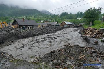 Rozmiary katastrofy: Szmyhal i Awakow obejrzeli najbardziej dotknięte obszary